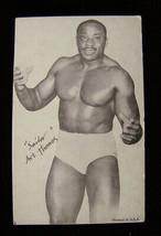 Sailor Art Thomas Card Wrestling WWE Hall Of Fame Wrestler - $12.99