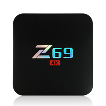 Z69 S905X 2GB RAM 16GB ROM TV Box - $70.21