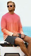 Sun Protection Long Sleeve Dri Fit  Aqua Blue Lime  base layer sun shirt UPF 50+ image 6