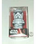Sealed In Box Stormtrooper Star Wars Genuine Tin Wind Up BeBots Disney S... - $14.83