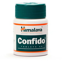 3 Pack Himalaya Confido Tablets (60tab) - $18.15