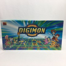 Digimon Digital Monsters The Ultimate Adventure Board Game Nearly Complete - $39.99