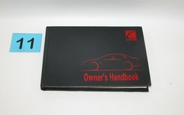 1997 Saturn Second Edition Factory Original Owners Manual #11 - $13.81
