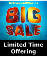 Sale Sat-Sun Pick Any 3 Spells Or Spirits Read b4u Buy BetweenAllWorlds ... - $239.00