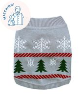 Holidazzle Sweater - Matching Sizes Dogs + Humans - $94.95+