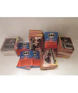 BATMAN RETURNS LG ASST OF CARDS TOPPS 1992 OVER 200 CARDS - S1 - $12.73