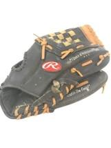Rawlings 'sammy Sosa' Black Leather Fastback Model RBG21W Glove 11.5 Used - $14.01