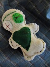 QuakerMaid VooDoo Doll : Larry the Simple . . . . . . .from Hudson, Mich... - $17.00
