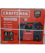 Crafstman CMST17510 Versa Stack Radio and Charger with Blue Tooth Corded - $198.99