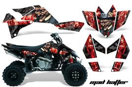 ATV Graphics Kit Quad Decal Sticker Wrap For Suzuki LTR450 2006-2009 HATTER R K - $158.35