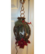 Handcrafted Patio Hanging Christmas Light - $22.27