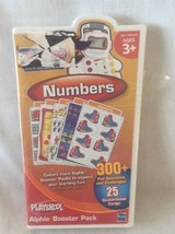 Factory Sealed - Playskool Alphie Booster Pack - Numbers - $18.69