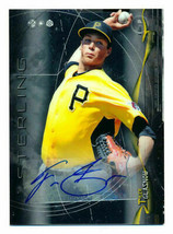 TYLER GLASNOW RC 2014 BOWMAN STERLING ROOKIE AUTO CARD PSA10?PIRATES P R... - $29.69