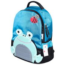Toddler backpack / Animal Backpack/ School Backpack / Kid's Backpack / Frog  - $29.99