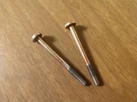 Craftsman / AYP String Trimmer Carb Screws (2) 15566 - $1.99