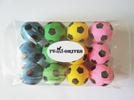 Pets Play Balls Cat Toys Sponge Ball Kitty Noise Free Exercise Playing S... - £19.57 GBP