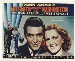 James Stewart Jean Arthur Mr Smith Goes to Washington 8x10 Photo - $9.99