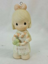 Precious Moments 272698 Cane You Join Us Christmas Ornament Figurine  HBF97 - $5.95