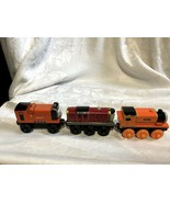Thomas the Tank Train Wooden Railway Rusty Salty BIlly Lot  - $19.99