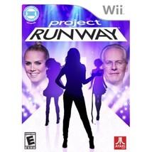 Project Runway - Nintendo Wii - $14.30