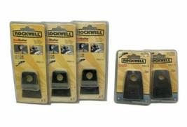 (New) Rockwell RW9113, RW9114 Sonicrafter Flexable Scraper Blade Set (Pa... - $54.94