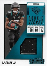 2018 Panini Contenders Rookie Ticket Swatches #RST-23 DJ Chark Jr. NM-MT... - $9.99