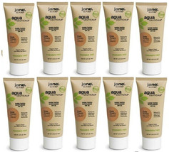 Lot of 6: JANE Be Pure Agua Ceuticals Sheer Tinted Moisturizer SPF 30 Da... - $19.79