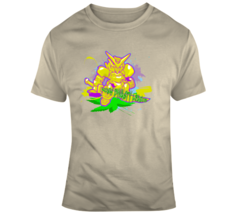 Kush Dynasty League Yellow Robot Ranger T Shirt - $26.99+