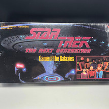 STAR TREK BOARD GAME GALAXIES new sealed vintage 1993 cardinal next gene... - $35.64