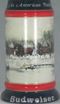 Budweiser ANHEUSER-BUSH 1990 Stein - $33.25