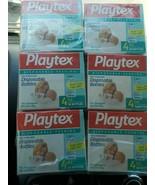 6 PACK Playtex Ultraseal 50 Disposable Bottles - 4oz  - $17.81