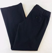 Ann Taylor LOFT women's Dress Pants Size 4 Petite Dark Burgundy purple J... - $12.50