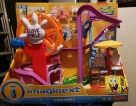 Fisher-Price Imaginext SpongeBob SquarePants Glove World Playset w/Figures - $169.99