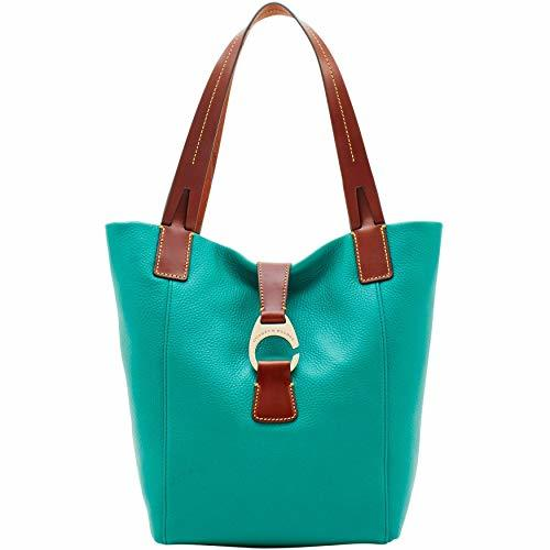 Dooney & Bourke Derby Pebble North South Shopper Tote
