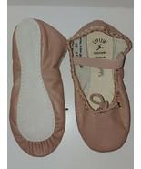 Capezio Youth Teknik 200C PNK Pink Full Sole Ballet Shoe Size 13.5D 13.5 D - $25.09