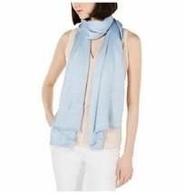 INC International Concepts Gemstone Pashmina Wrap Shawl Hijab, Blue - $15.84