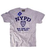 NYPD Shirt T-Shirt Decal Badge Gear Patch Equipment Uniform Womens Mens ... - $14.99