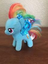 My Little Pony Rainbow Dash Plush Backpack Hanger - $4.95