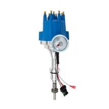Pro Series R2R Distributor for Ford SBWindsor 289/302W, V8 Engine Blue Cap