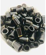 "Premium Quality Iron Ferrules Black w/ Gold Ring 0.75"" - Choose .355 .370 - $24.00"