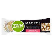 Perfect Macros Birthday Cake, 5 Bars, Total Weight 8.8 oz (Pack of 2) - $24.76