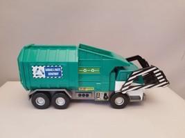 Tonka 2011 Garbage And Waste Department Green Dumptruck - $14.84