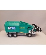 Tonka 2011 Garbage And Waste Department Green Dumptruck - $14.84
