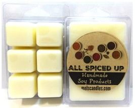 All Spiced Up 3.2oz Pack of Soy Wax Tarts Wax Melts Wholesale Candles - £2.85 GBP