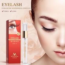 Herbal Eyelash Growth Treatments Liquid Serum Enhancer Eye Lash Longer T... - $9.63