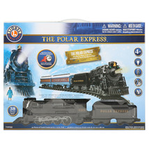 Lionel The Polar Express Battery Powered Christmas Train Set New  - $97.98