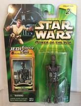 Star Wars Power of The Jedi IG-88 Bounty Hunter w/Blaster New Sealed - $15.99