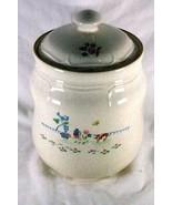 "International China Heartland Flour Canister #7774 8"" - $12.59"