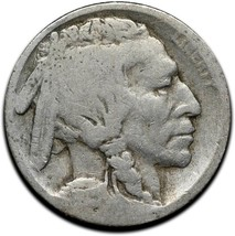 1915S Buffalo Nickel Coin Lot# A 325 image 1