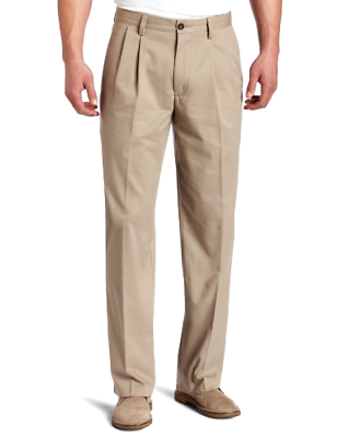 Primary image for Dockers Men's Big and Tall Easy Khaki Comfort-Waist Classic-Fit Pleated Pant
